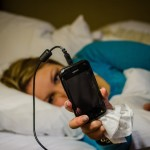 Research found technology could be beneficial for sleep quality