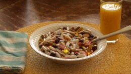 drug breakfast
