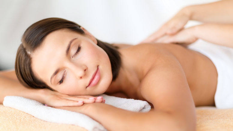 Slimming massage