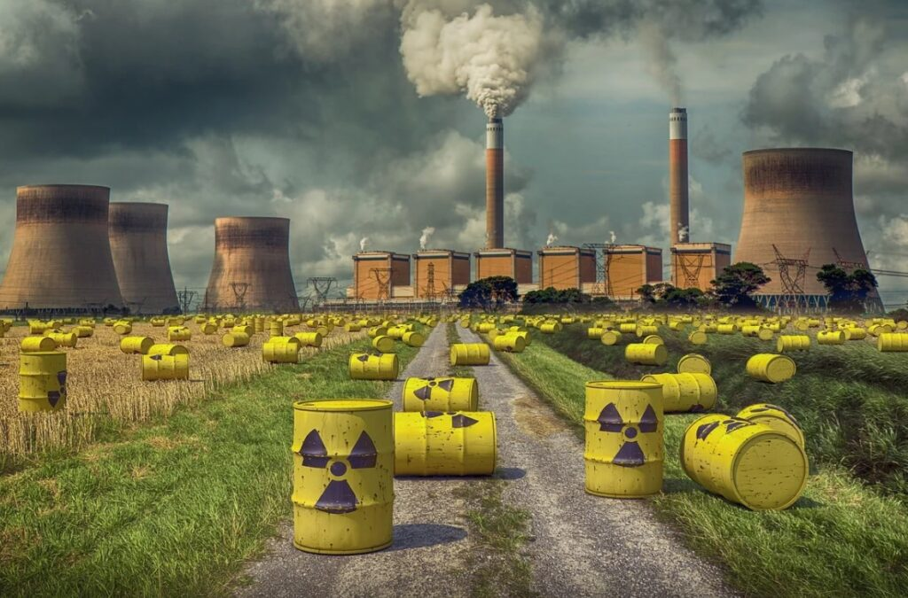 Nuclear Radiations