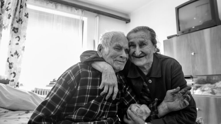 Seniors happy