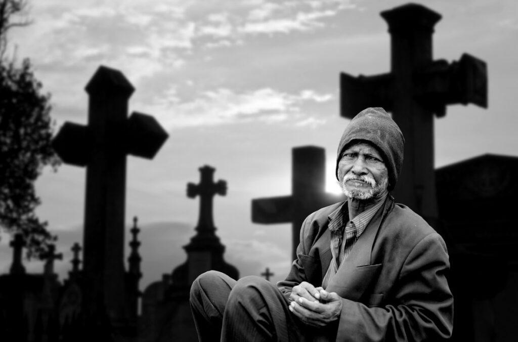 elderly death