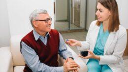 hearing aid elderly