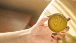 CBD oil extract