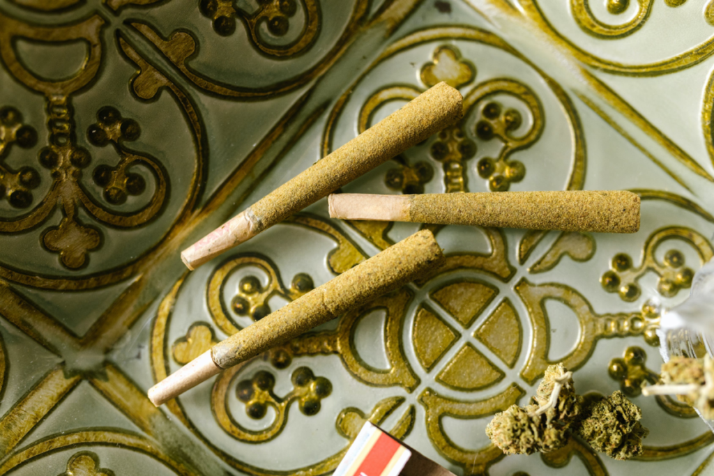 medical weed joint